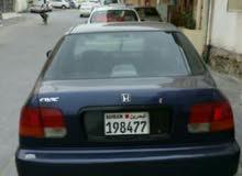 Honda civic هوندا موديل 98