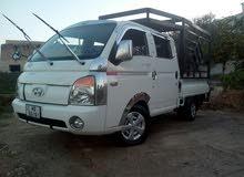 White Hyundai Porter 2007 for rent