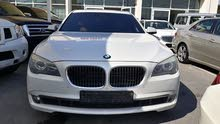 2011 BMW 750Li Full options Gulf specs 3 DVD