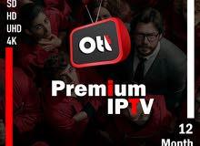 Ott Premium IPTV