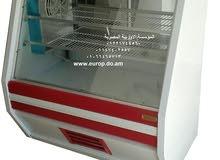 ثلاجة عرض بقالة للبيع فى حلوان مواصفات و خامات اوربية