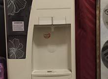 nikai water dispenser with refrigerator