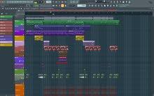 تسجيل وتوزيع وهندسة صوت ومكتبات  recording, arrangement, mixing and mastering