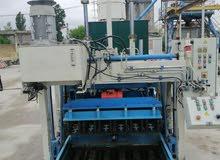 Machine de fabrication de blocs de béton SUMAB E-6S, 2018