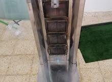 ماكينة شاورما (غاز)