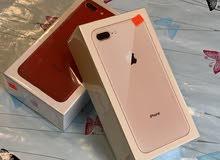 Iphone 8 plus / 64 gb / جديد متبرشم