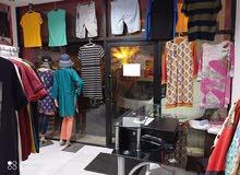 Garment shop for sale