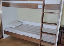 bunk bed from home center .  (    سرير فردي بطابقين من هومسنتر)