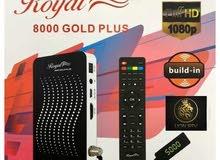 Royal 8000 Gold Plus