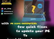 PC KING COMPUTERS