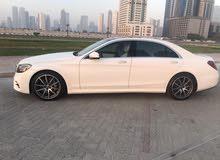Mercedes Benz S560 L Designo Matte White ابيض مطفي