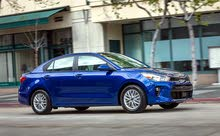 Kia Rio car for sale 2018 in Amman city