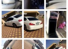 For sale Infiniti M35 car in Um Al Quwain