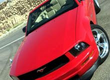 فورد موستينج كشف لون احمر للبيع