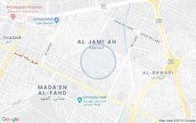 بيت شعبي للأجار في جدة حي الجامعة شارع المندي