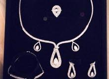 طقم الماس للبيع