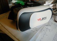 نظارة ال vr box استخدام اسبوعين
