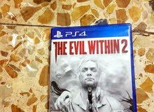 the evil withn2 للبيع او مراوس