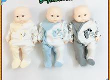 ملابس اطفال حديثي الولاده