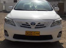 Used 2012 Toyota Corolla for sale at best price