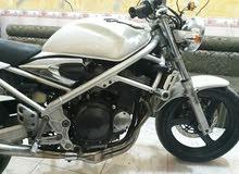 Used Suzuki motorbike made in 2000 for sale