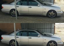 Used condition Mercedes Benz E500 1997 with 0 km mileage