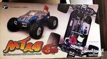 Thunder tiger rc car 4wd 1/8
