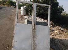باب حديد من النوع الثقيل متر ونصف في مترين
