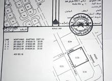المعبيلة الجنوبية المرحلة : 5/2 سكني تجاري خلف بالم مول مباشرة
