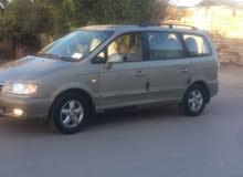 Hyundai trajet 2006 محرك 20 لنتـرا