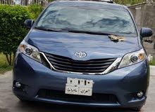 سيارات تويوتا سيينا للبيع ارخص الاسعار في العراق جميع موديلات