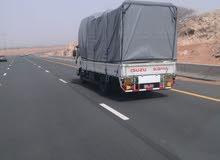 نقل وشحن في عمان الامارات السعودية بشاحنة 4طن -8طن