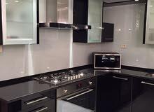 شقة فخمة جدا - طابق ارضي - 110م في ديرغبار - مميزة جدا