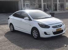 للبيع اكسنت 2012 وكاله عمان