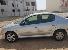 km mileage Peugeot 206 for sale