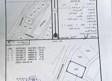 ارض سكنية بموقع قريب الشارع السريع والخدمات