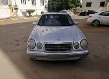 Used condition Mercedes Benz E 200 1997 with 1 - 9,999 km mileage