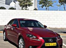 Gasoline Fuel/Power   Lexus IS 2015
