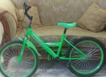 دراجة هوائية مستعملة للبيع في حالة جيدة جداً