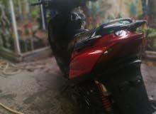 Yamaha motorbike made in 2011