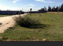 قطعة أرض في تاجوراء بالقرب من جامع الرحمة