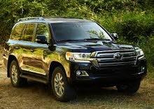Toyota Land Cruiser car for rent