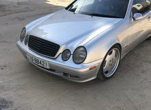 Gasoline Fuel/Power   Mercedes Benz CLK 200 2001