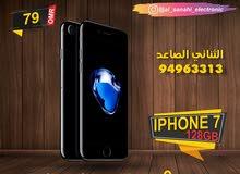 عرض الايفون 7 ذاكره 128 جيبي بسعر مميز