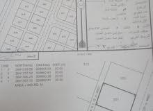 ارض للبيع في مخطط البريك