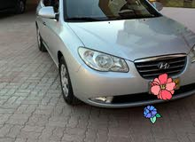 Hyundai Elantra 2009 For sale - Silver color