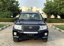 land cruiser 2015 GXR 6 cylinder for sales , 57,000 km  Brand new Fully loaded
