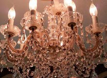 we have Lighting - Chandeliers - Table Lamps Used for sale