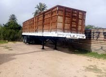 Trailers in Misrata is available for sale