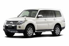 For a Year rental period, reserve a Mitsubishi Pajero 2017